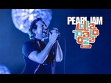 PEARL JAM Live At Lollapalooza Brasil 2018