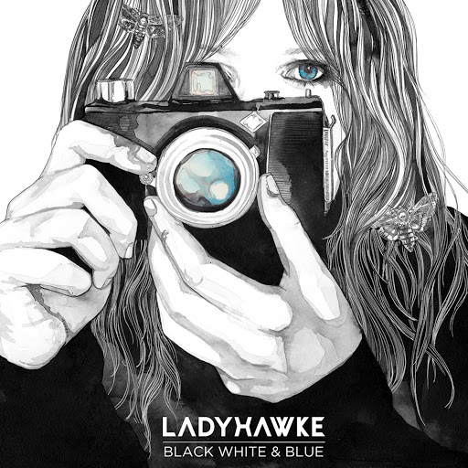 ladyhawke альбом Black White & Blue