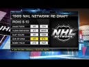 NHL Tonight Re-draft: 1989 Jun 18, 2018