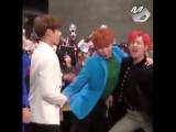 BTS member is dancing - Hoseok is this free real estate