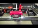 H-bot Nioz printing with anti backlash part