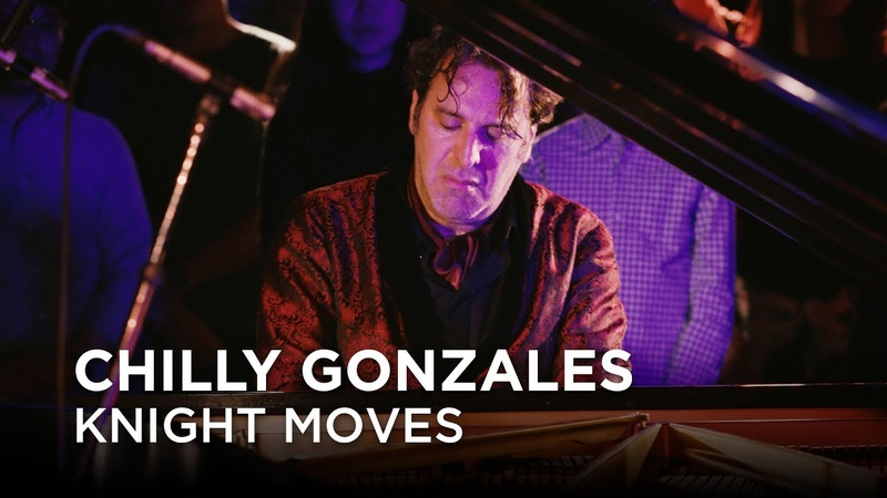Chilly Gonzales | Knight Moves | First Play Live