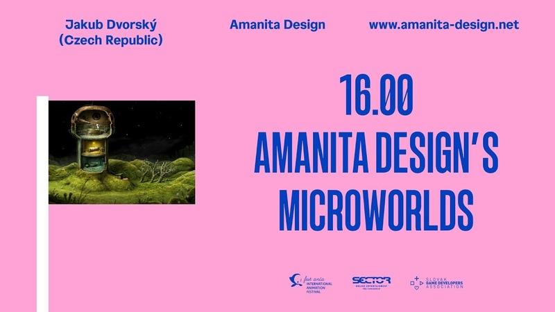 Mikrosvety od Amanita Design - GameDays 2018 | Sector.sk