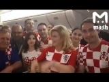 Красивая президент Хорватии говорит «Спасибо» России за чемпионат