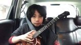 Chandelier Sia, arranged and played by Feng E, ukulele
