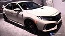 2019 Honda Civic Type R - Exterior and Interior Walkaround - 2018 LA Auto Show