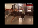 Pedro Rizzo Insane Low Kick Journalist