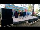 16 июня 2018 года город Вельск Праздник День Деревни Народный вокально хоровой ансамбль Вельена