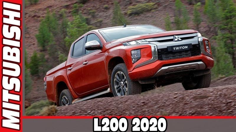 2020 Mitsubishi L200 | AUTO WORLD. RU