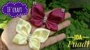 145 DIY Cara Membuat Bros Kupu kupu How to Make Butterflies from Satin Ribbon Kanzashi