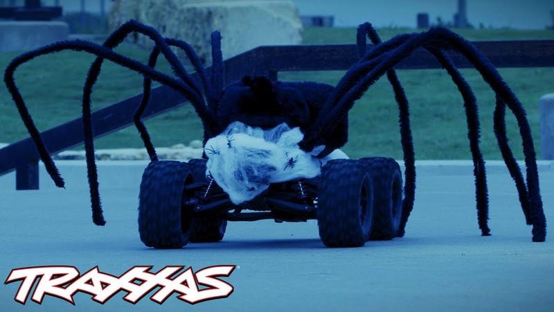 Spider X-Maxx | Happy Halloween from Traxxas!