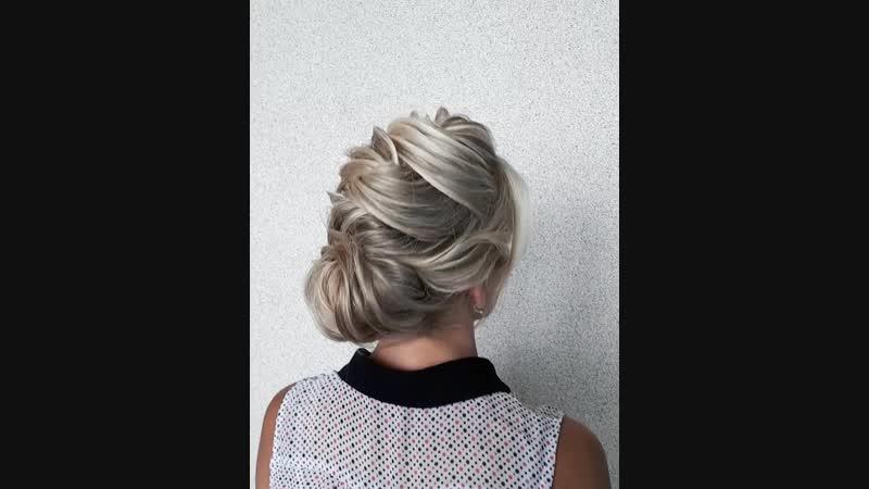 Экспресс-причёска