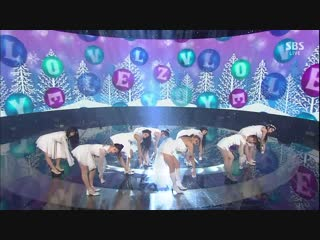 [181216] Lovelyz - Lost N Found @ Inkigayo