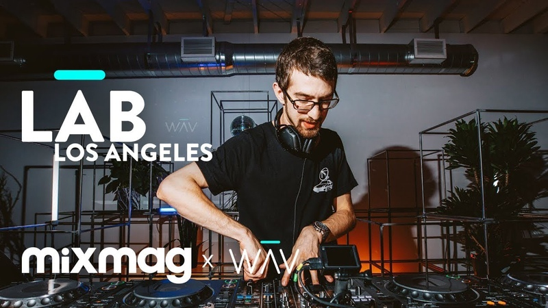 MAT ZO - filter house set in The Lab LA (Live)