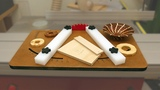 Wedgie Miter Sled (Free Templates)