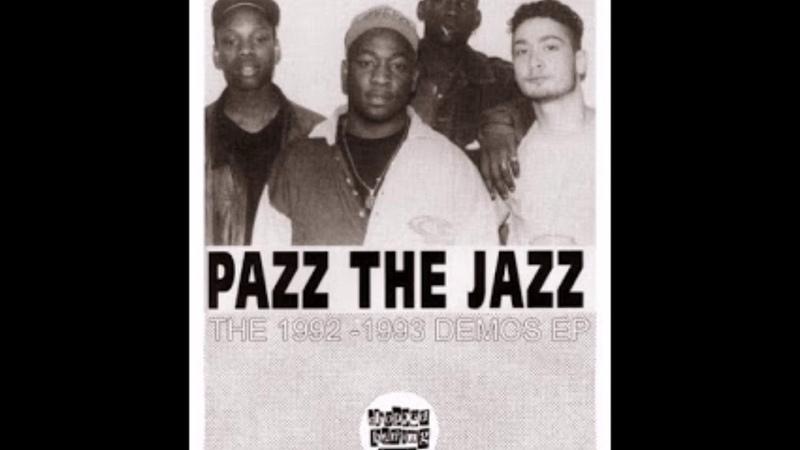 Pazz The Jazz The 1992 1993 Demos EP
