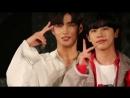 20180617 Выступление в HY TOWN HALL - Фото-тайм (Hynkyung Minsung)