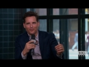 Peter Facinelli Speaks About Breaking And Exiting (With Our Pre-Show, The BUILD Up)