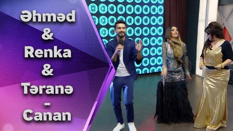 Ahmed Mustafayev Renka Təranə Qumral - Canan
