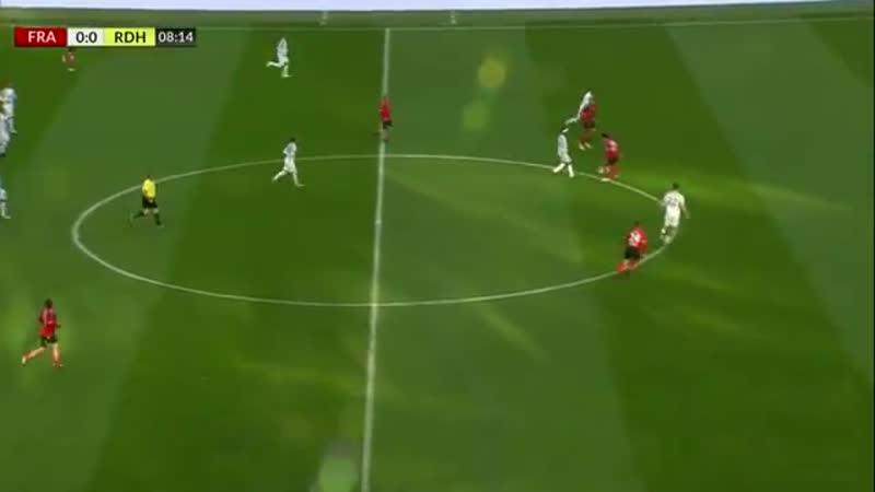 Магия мяча от Рональдиньо