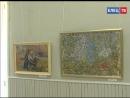 В Ельце открылась выставка работ Валентины Диффинэ-Кристи
