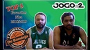 De bandeja Jogo 2 Top 5 Favoritos NBA 2018/2019