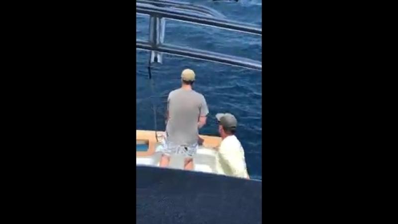 Рыбалка с лучшим другом