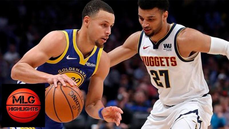 GS Warriors vs Denver Nuggets Full Game Highlights | 01/15/2019 NBA Season
