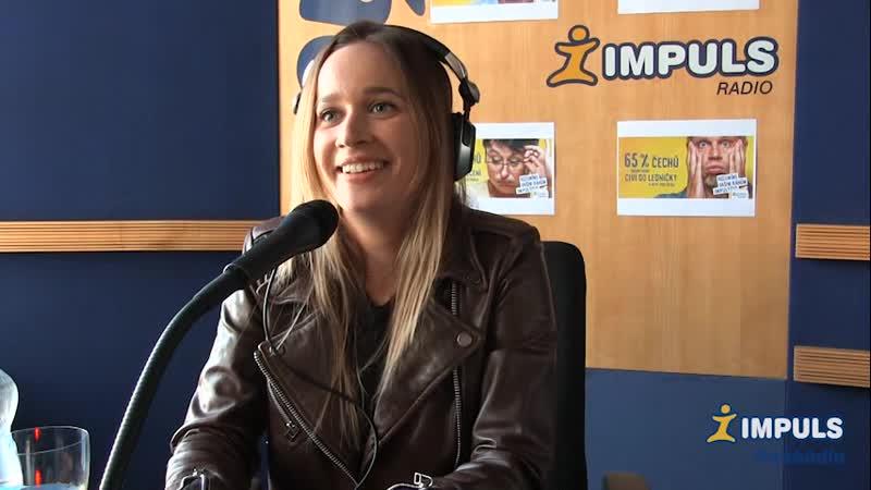 Rádio Impuls - Karel Gott je pro mě velká inspirace, říká zpěvačka Kristína