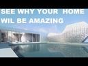 Homes OF The Future : See Why Your House Will Be Amazing In The Future !