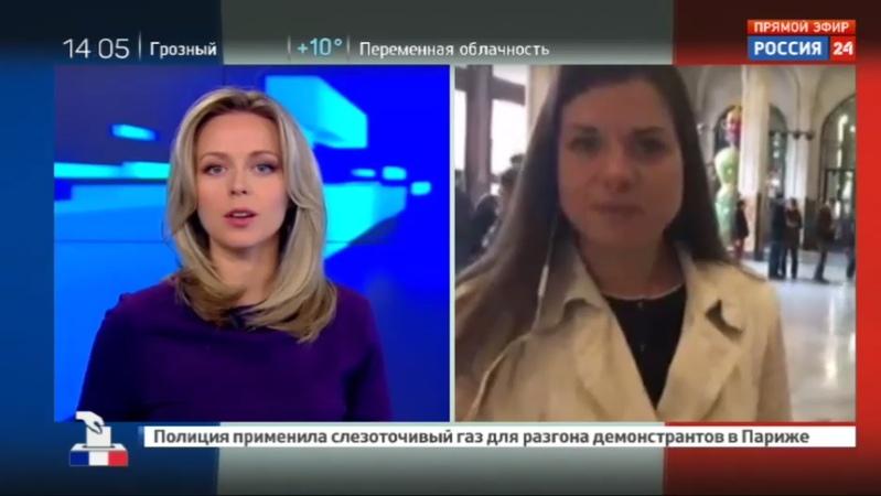 Новости на Россия 24 • Неопределившиеся решают судьбу Франции
