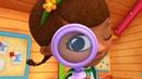Доктор Плюшева Серия 19 Сезон 3 самые лучшие мультфильмы Disney для детей