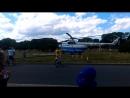 взлет вертолета