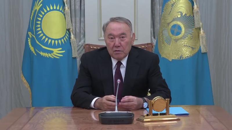 Назарбаев сделал заявление по поводу обращения в Конституционный Совет и о выборах в РК