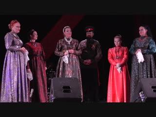 Фольклорно-этнографический ансамбль казачьей песни