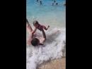 Альбина ловит волны