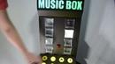 Musicbox Музыкальное устройство для квест комнат Musical device for quest rooms