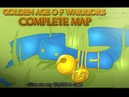 GOLDEN AGE OF WARRIORS MAP