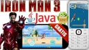 Iron Man 3 (Железный Человек 3) - Gameloft 2013 year (Java Game)