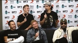 Backstreet Boys Interview with Carrie &amp Tommy for the World Famous Rooftop