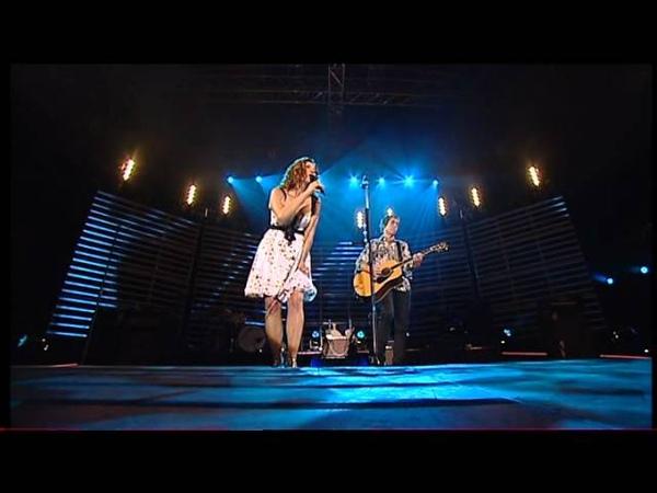 Per Gessle feat Helena Josefsson När Alla Vännerna Gått Hem Live Stockholm 2007