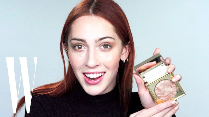 Model Teddy Quinlivans Extremely Sassy 6-Minute Makeup Tutorial | W Magazine