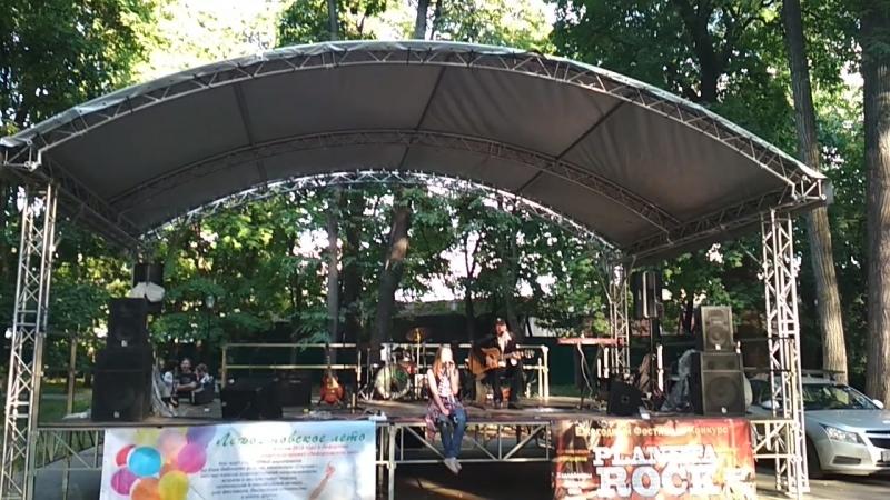 Дима Талашов и Наташа Старикова на Фестивале Семейных Ансамблей в Лефортово смотреть онлайн без регистрации