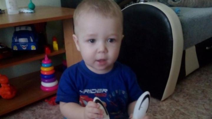 Двухлетнему томичу Дамиру Крюкову требуется срочная помощь