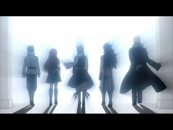 [AMV] Fairy Tail - Walk On Water