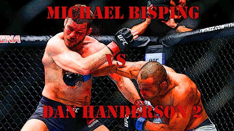 Michael Bisping vs Dan Henderson 2 | Майкл Биспинг vs Дэн Хэндерсон 2 | FIGHT HIGHTLIGHTS | HD