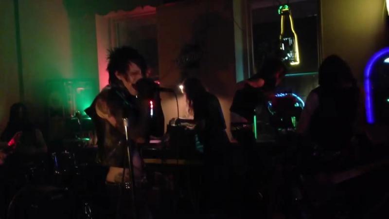 Psyclon Nine - 'We the Fallen' (LIVE at Jabber Jaws, Allentown, PA).mp4