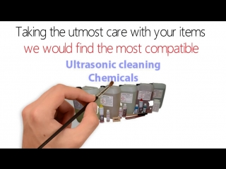 About Ultrasonic cleaning services - Sonic Solutions Ltd