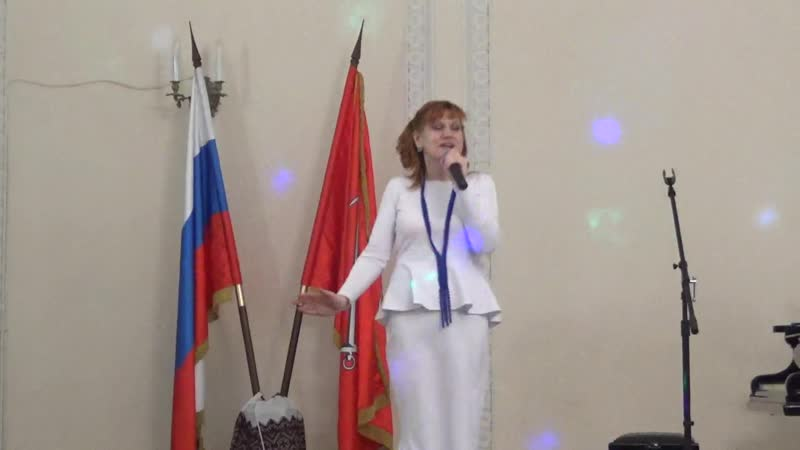 Поёт Оксана Дроздова Я знаю, есть любовь вид.1252