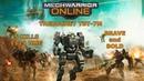 BRAVE and BOLD Trebuchet TBT 7M MechWarrior ONLINE Epic gameplay 1